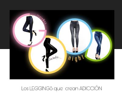 los leggings sensualite que crean adicción