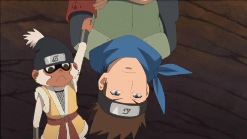 الحلقة 119 من أنمي بوروتو: ناروتو الجيل التالي Boruto: Naruto Next Generations مترجمة