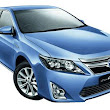 NEW CAMRY ~ THE_RY'S