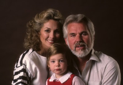 Christopher Cody Rogers childhood picture with his parents
