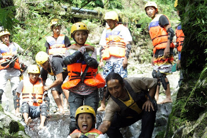 Banyumas tuan rumah pembentukan Asosiasi Canyoning Indonesia