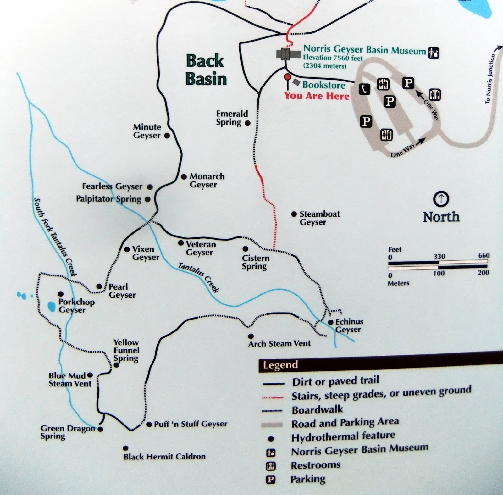 back basin nps map