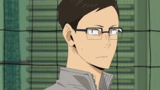 ハイキュー!! 条善寺高校バレー部監督 穴原孝昭 Anabara Takaaki   HAIKYU!!