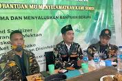 BANSER Jakarta Barat Kecam Tindakan Perusuh