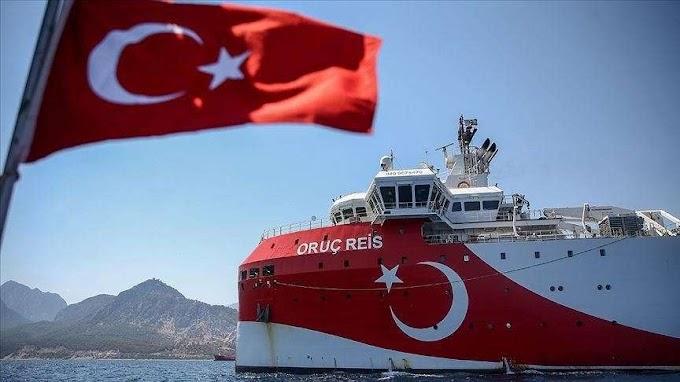 Νέα NAVTEX για το Oruc Reis μέχρι τις 27 Οκτωβρίου - H Τουρκία ζητά και την αποστρατικοποίηση των Ψαρών