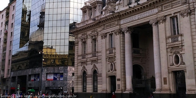 Chile - Santiago - Centro Histórico