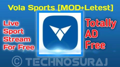 [Letest] Vola Sports V6.6.2 [MOD] APK