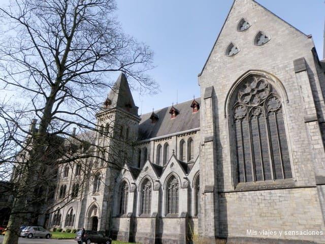 Abadía de Marédret, Valonia, Bélgica
