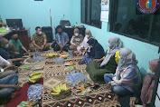 Lurah Duri Selatan Ditemani Isteri Saat Sambang Wilayah