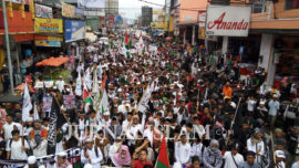 Ribuan umat Islam Tasikmalaya ikuti aksi bela Al quds