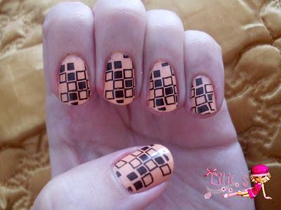 Unhas geométricas