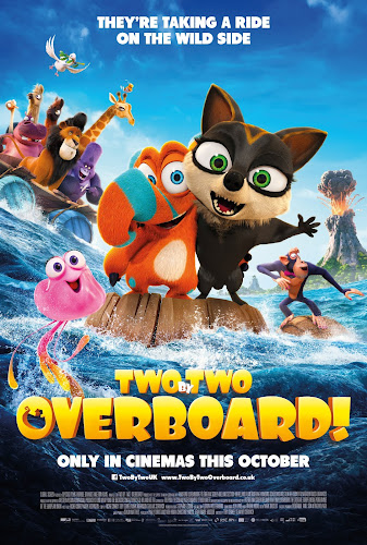 Two by Two: Overboard! (BRRip 720p Español Latino) (2020)