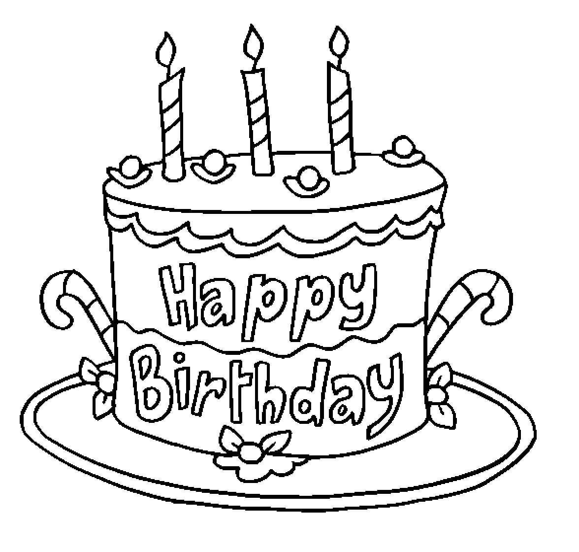 results for imagens de bolos de aniversario para pintar