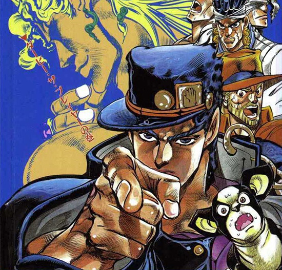 Os melhores desenhistas da Shonen Jump