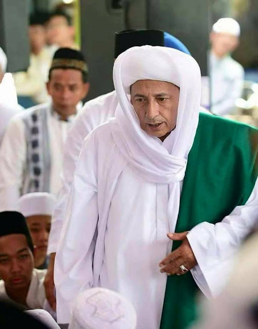 Ceramah Habib Luthfi bin Yahya: Sumber Kehancuran Bangsa dan Kunci Perdamaiannya