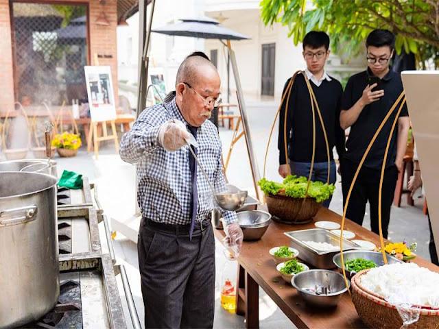 Nghệ nhân Nguyễn Trọng Thìn