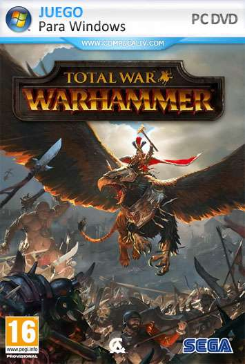 Total War: WARHAMMER PC Full Español