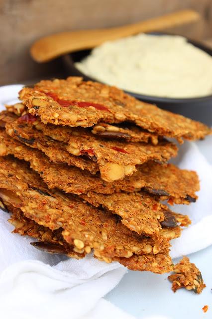 zero waste crackers