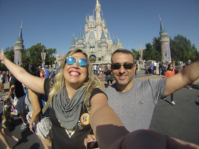 Disney World, um mundo de fantasias!