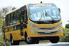 Caio entregó 180 minibuses escolares en 144 ciudades al interior de São Paulo en Brasil