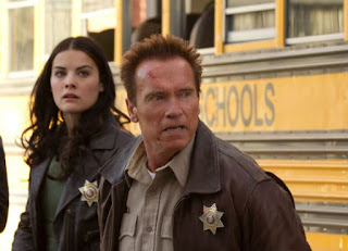 The Last Stand 2013 action movie Arnold Schwarzenegger