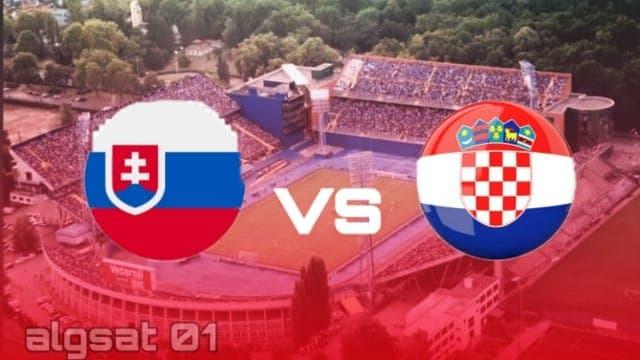 كرواتيا ضد سلوفاكيا - التصفيات المؤهلة ليورو 2020 - كرواتيا وسلوفاكي -يورو 2020 - كرواتيا