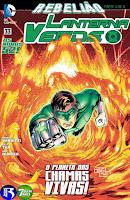 Os Novos 52! Lanterna Verde #33