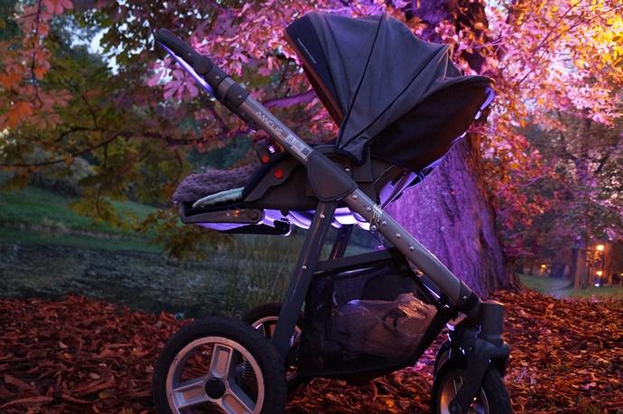 Piękny i praktyczny- wózek Delti Amelis Pro