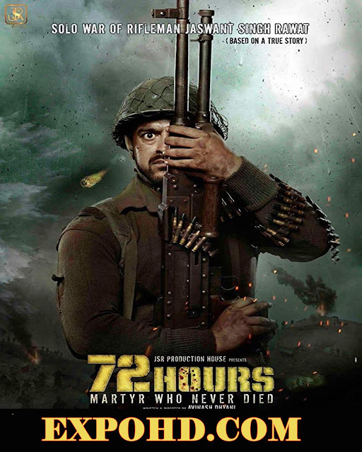 72 Hours Martyr Who Never Died 2019 IMDb 720p | HDRip x 265 [Download]