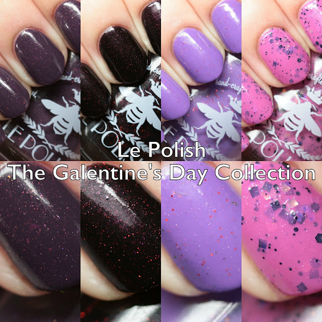 Le Polish The Galentine's Day Collection