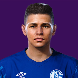 PES 2020 Faces Amine Harit by Volun