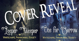 Victorian Horror Cover Reveal Whitechapel Paranormal Society