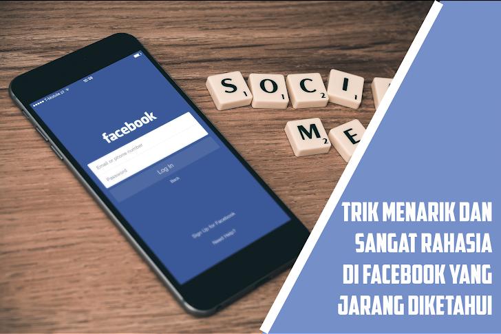 Trik Rahasia Facebook Lite Android Yang Jarang DIketahui 2018