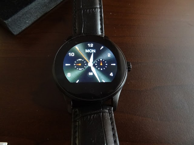 My new smartwatch - K88H