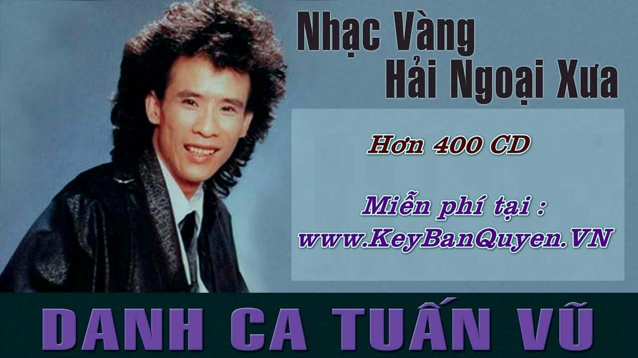 Tổng hợp 400 CD Album nhạc của ca sĩ Tuấn Vũ.