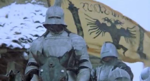 El oficio de las armas - Cine histórico - Cine bélico - el fancine: pelis TOP25 en 2017 - ÁlvaroGP - el troblogdita - Social Media - SEO