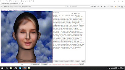 read_chung free text to speech txt book reader with 3D avatar