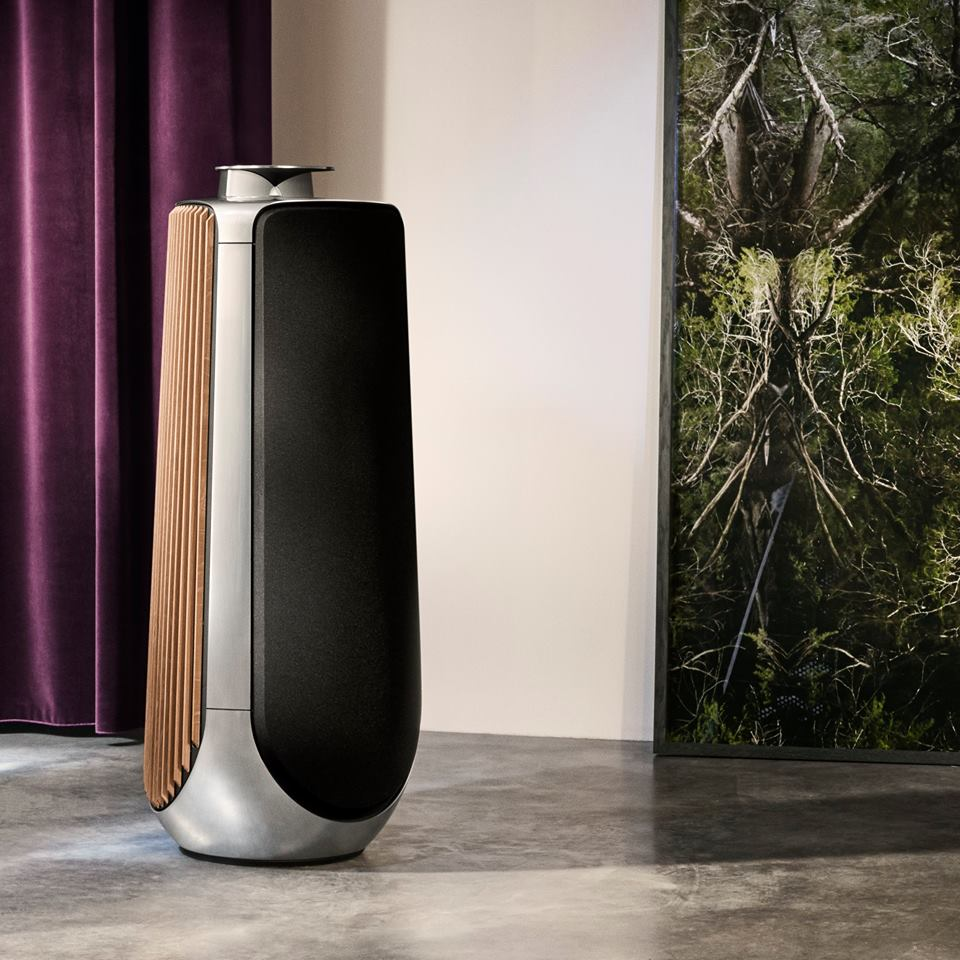 mono and stereo high end audio magazine new bang olufsen beolab 50 speakers. Black Bedroom Furniture Sets. Home Design Ideas