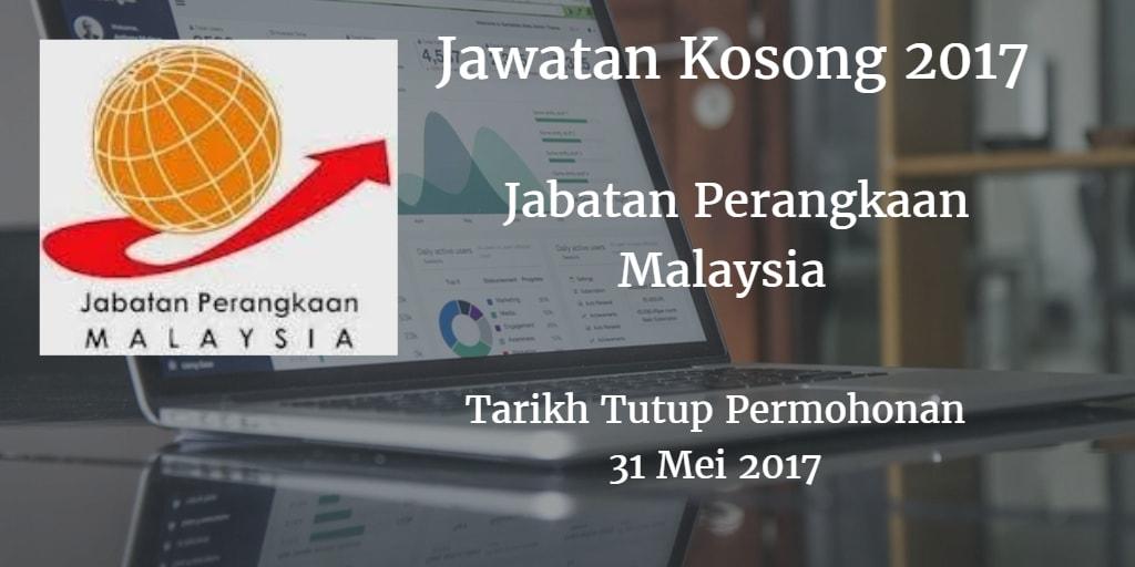 Jawatan Kosong Jabatan Perangkaan Malaysia (PO Kajang) 31 Mei 2017