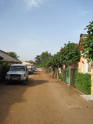 Casa de alquiler en Saly (Senegal)