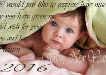 Happy Birthday wishes for baby:  i would just to like express how much