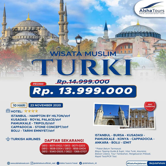 Tours Turkey 14 Jt