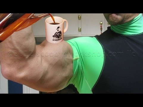 Green tea for Bodybuilders