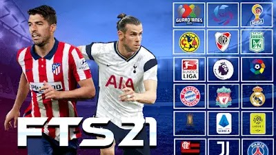 First Touch Soccer 2021 - FTS 21 Apk Obb Data Download