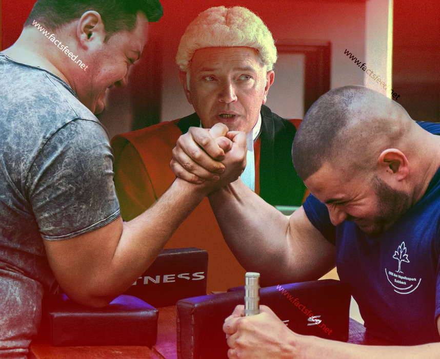 fact about Southwest and Stevens Aviation CEO arm wrestling