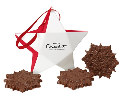 Hotel Chocolat Christmas Chocolate Giveaway Ends 09 12