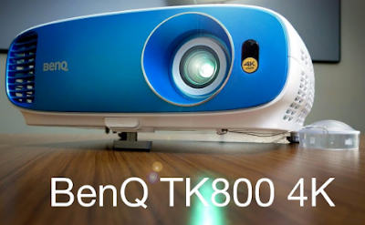 BENQ TK800 Home Theater Projector