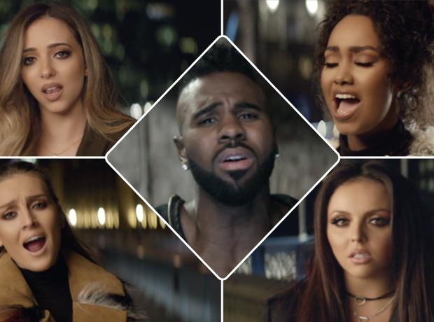 Giulia-Lena Fortuna: Video der Woche: Little Mix & Jason