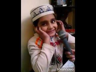 Allah Ho Akbar Azan Chota Larka Awesome Aawaz