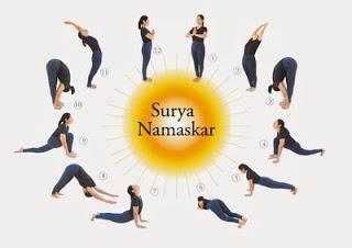 gerakan yoga mengecilkan paha